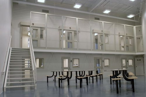 Image for Washington County Jail Additions & Renovation - Salem, IN