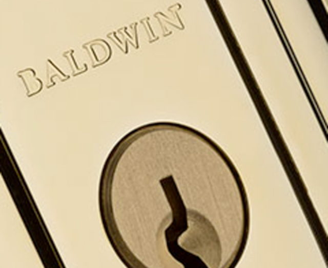 Baldwin Door Accessory