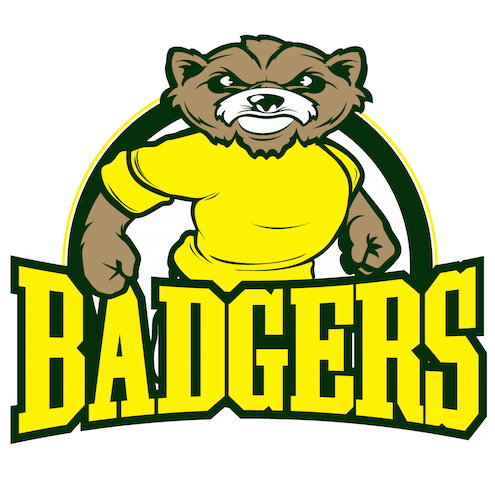 Logo for Badgers
