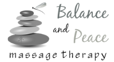 Logo for Balance and Peace