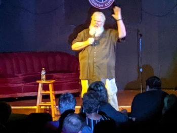 Gutty's Comedy Club shows