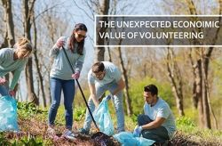 Image for The Unexpected Economic Value of Volunteering