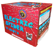Image for Electric Spider 21 Shots