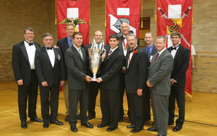 Image for Seeking First Round Nominees for  Theta Chi Fraternity's  Reginald E.F. Colley Memorial Trophy