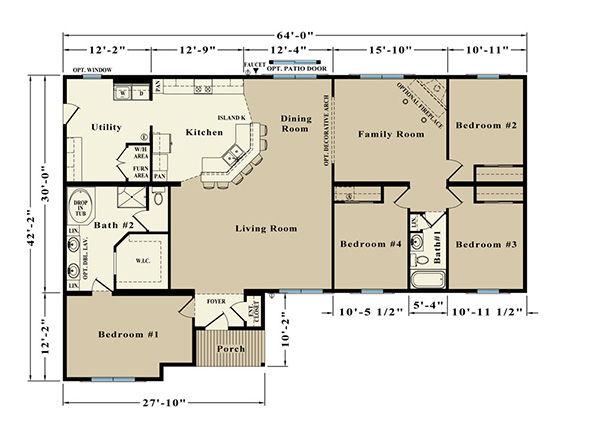 Allen Towne EJR22 Floor Plan