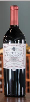 Cartlidge & BrowneMerlot