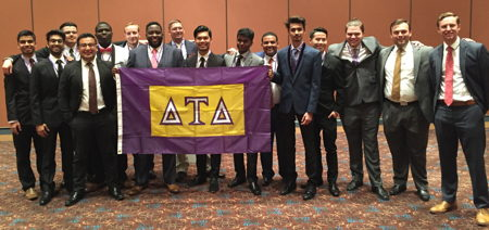 Delta Tau Delta Returns to University of Texas at Arlington