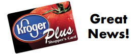 Donate to the Friends with your Kroger Card