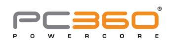 PowerCore 360 Logo