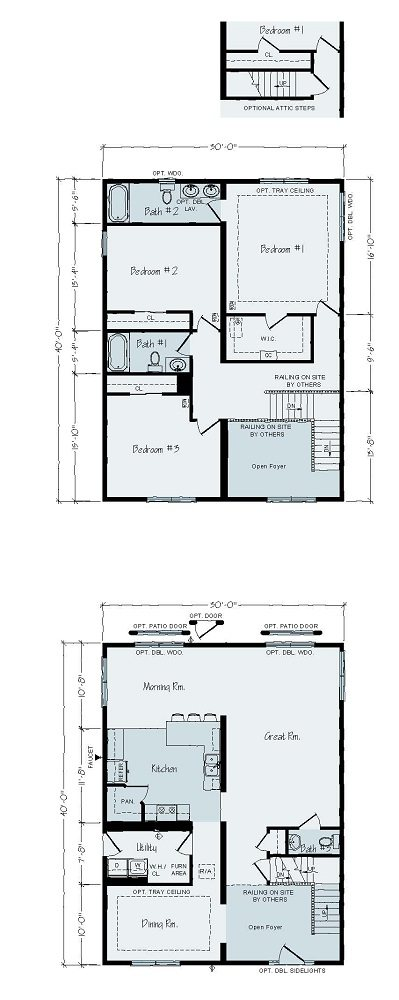 Floorplan of Portsmith