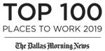 Logo for Top 100 Dallas Star 2019