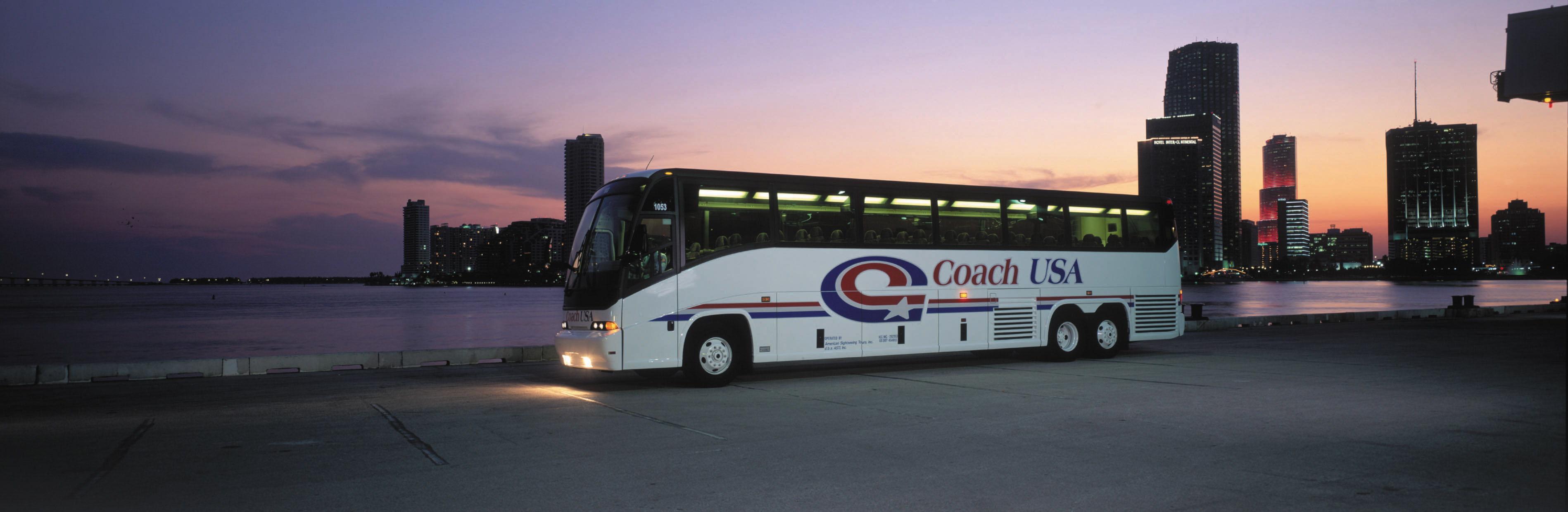 coach bus wrap