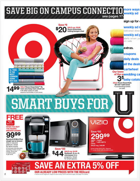 Target Ad