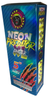 "Image for Neon Predator XL 24 Shells 5"""