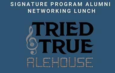Image for Alumni Networking Lunch