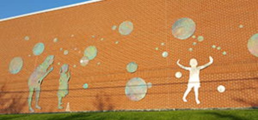 2016 Franklin mural
