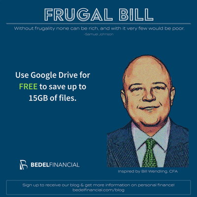 Image for Frugal Bill - Google Drive