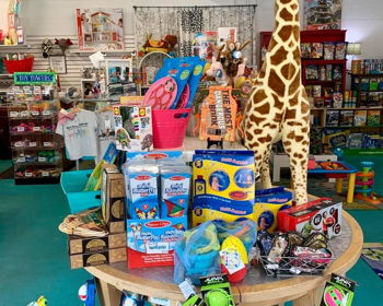 Play events at Toodleydoo Toys