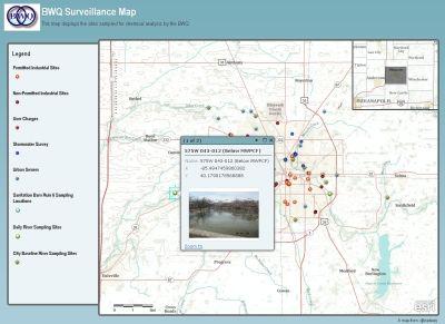 Image of Surveillance Sampling Site