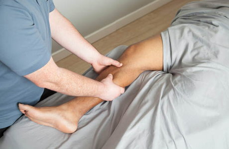 image for Massage for Knee Surgery Rehab