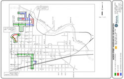 For the Week of 08/21/17: Construction update for Madison St Underpass, CSO 028, & Wysor St