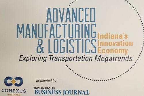 Image for IBJ Power Breakfast Mfg & Logistics 2018