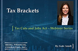 Image for Tax Cuts and Jobs Act Series - #5: Tax Brackets