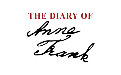 Logo for The Diary of Anne Frank