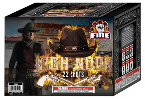 Image for High Noon 22 Shots