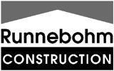 Logo for Runnebohm Construction