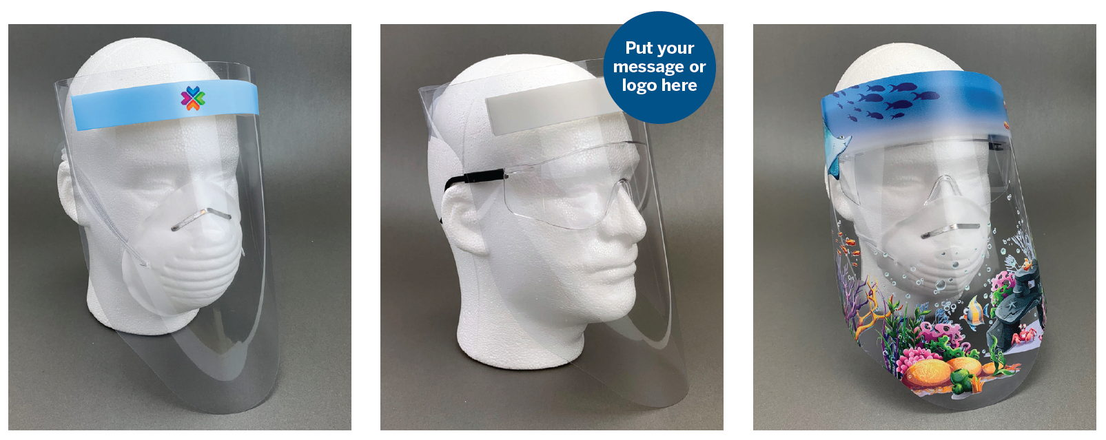 Top 9 2020 - Face Shields