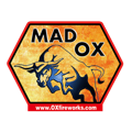 Logo for Mad Ox