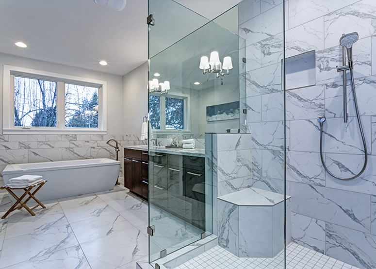 Image for Frameless Shower Doors