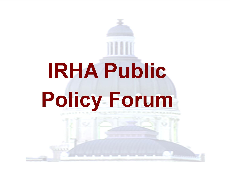 2019 Public Policy Forum