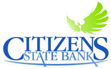 Image of the Citizens State Bank Logo