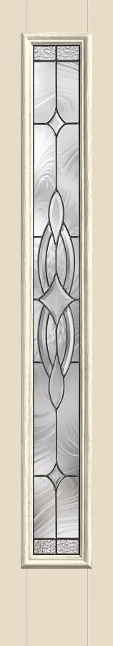 DECORATIVE OVAL SIDELIGHT