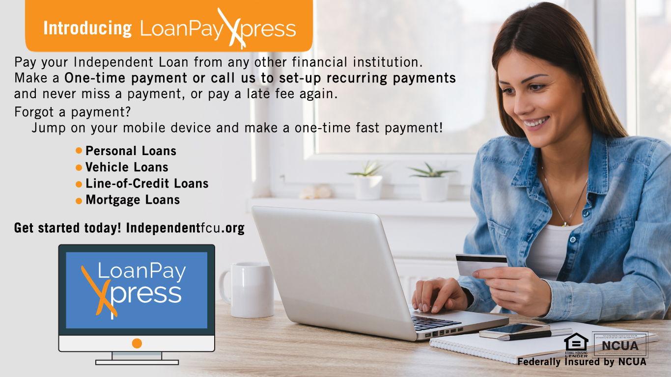 Make a Loan Payment | IFCU