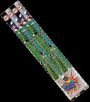 Image for Thundermania 8 Ball Candle