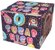"Image of Sugar High 10 Shot 2"""