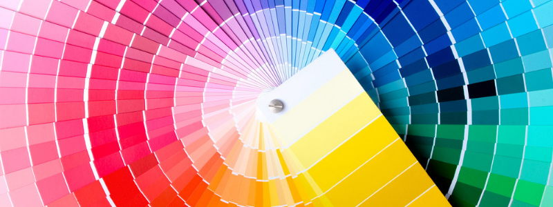 Image for Colors in Marketing Evoke Emotions