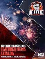 Image of 2019 Fire Factory Catalog