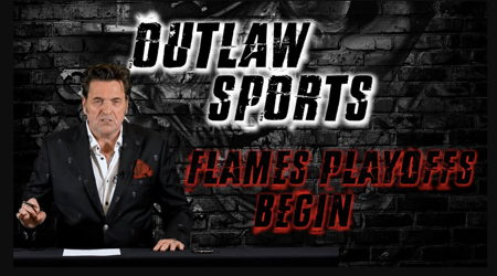 Image for Outlaw Sports - Flames VS Dallas