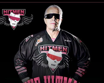 Image for Bret Hart Supports the Hitmen