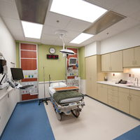 Emergency Room Patient Room