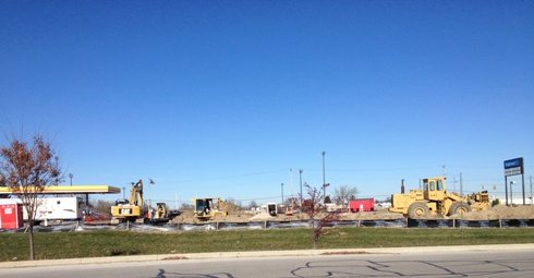 Image of construction equipment