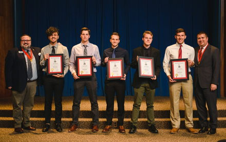Image for Theta Chi Announces Second Round of  2018/2019 Recruitment Award Recipients
