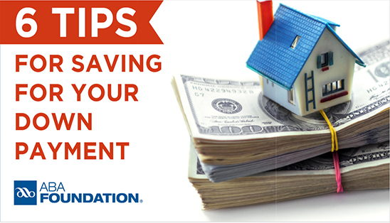 Image for 6 Tips for Saving for Your Mortgage Downpayment