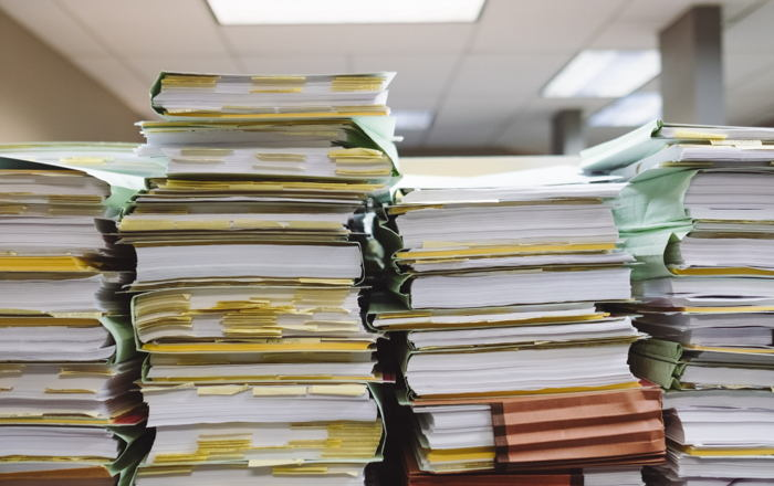 Image for E109: What Documents Do I Need to Keep on File?