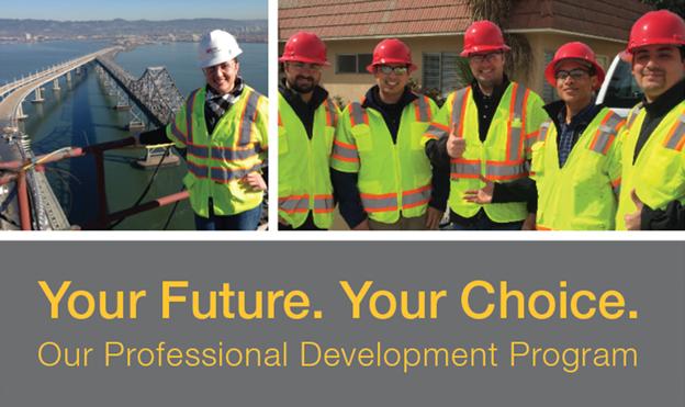 Your Future. Your Choice. U.S. Concrete's Professional Development Program.