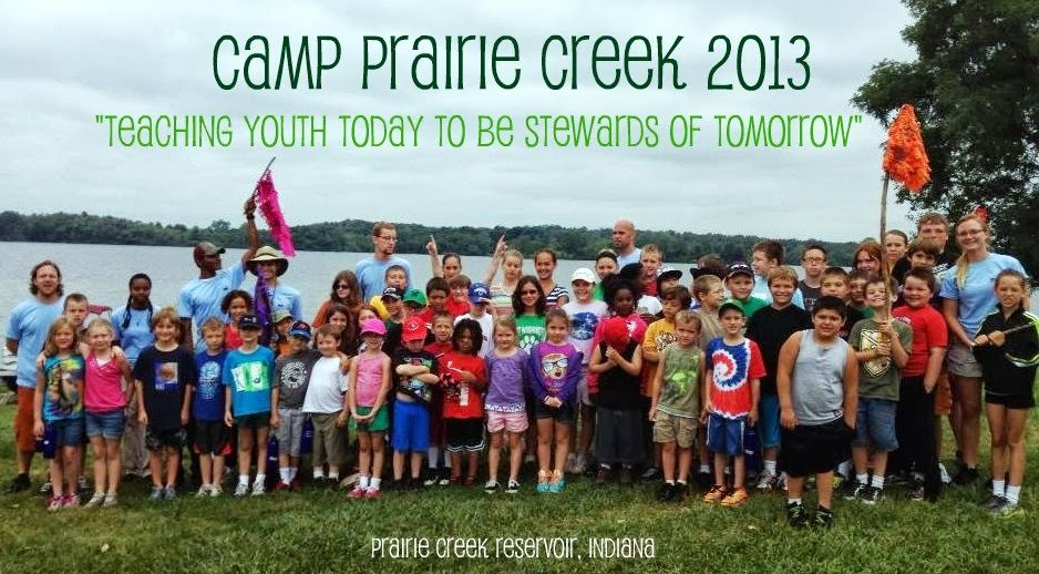 Camp Prairie Creek 2013 image